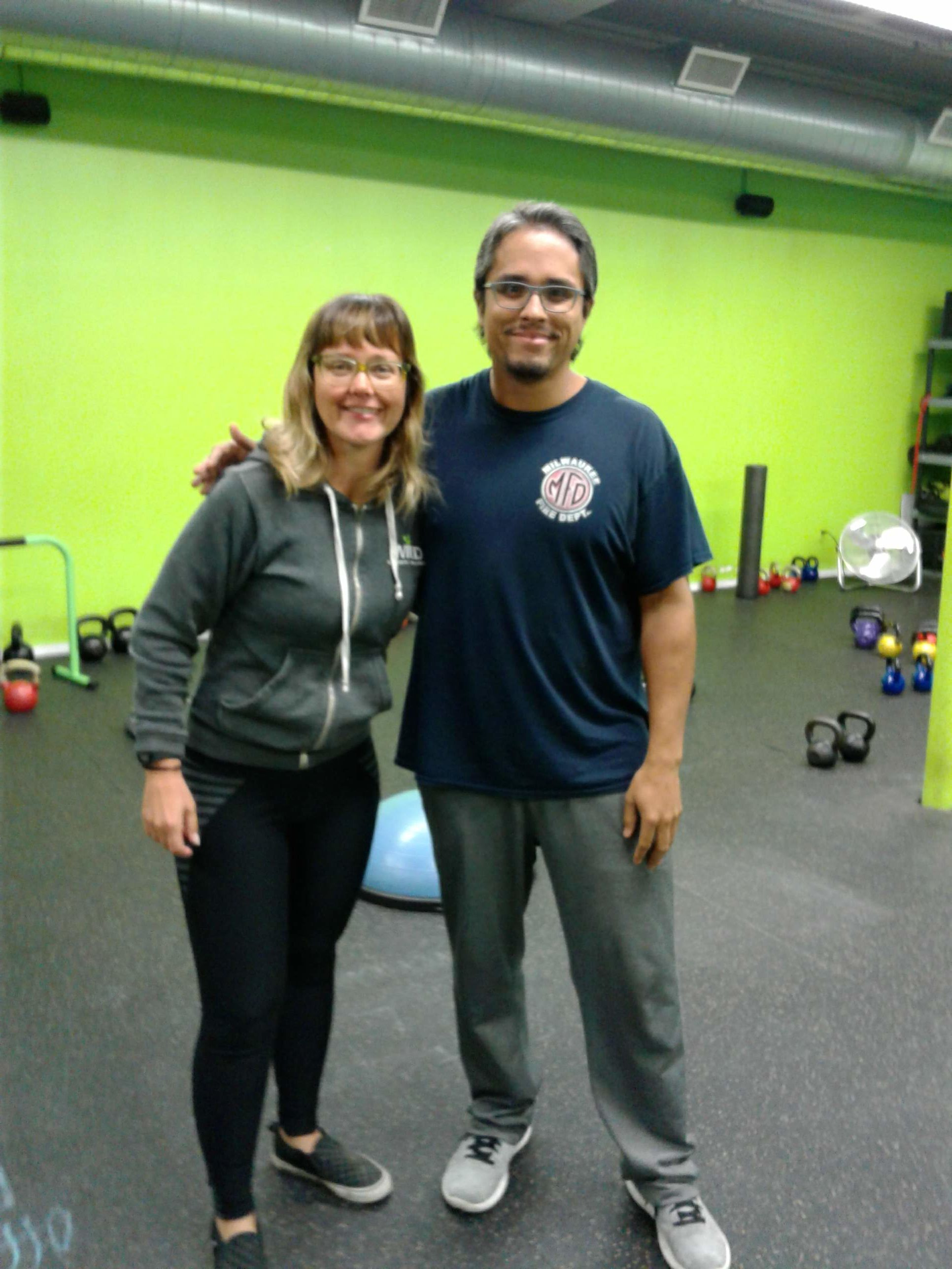 November Client of the Month – Angel Feliciano